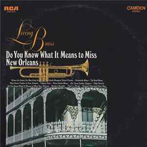 Living Brass - Do You Know What It Means To Miss New Orleans Album