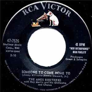 The Ames Brothers - Someone To Come Home To Album