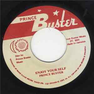 Prince Buster - Enjoy Your Self / Creation Album
