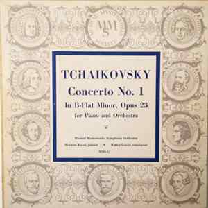 Tchaikovsky - Concerto No.1 In B-Flat Minor, Opus 23 for Piano And Orchestra Album