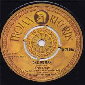 Bob Andy - One Woman / No Second Hand Love Album