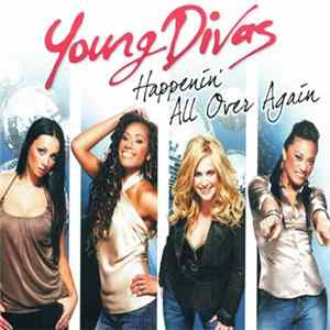 Young Divas - Happenin' All Over Again Album