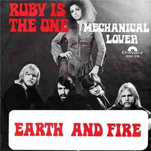 Earth And Fire - Ruby Is The One Album