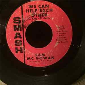 Sam McGowan - We Can Help Each Other / Love Power Album