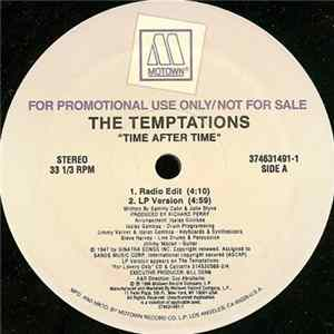 The Temptations - Time After Time Album