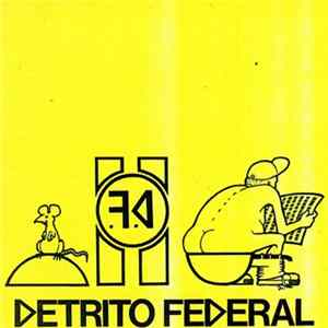 Detrito Federal - Vítimas Do Milagre Album