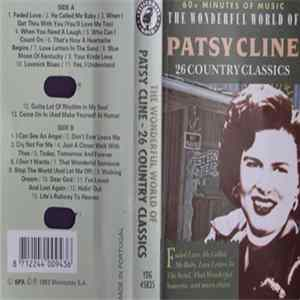 Patsy Cline - The Wonderful World Of Patsy Cline - 26 Country Classics Album