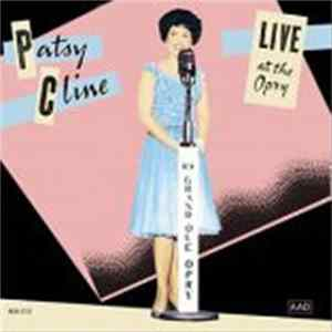 Patsy Cline - Live At The Opry Album