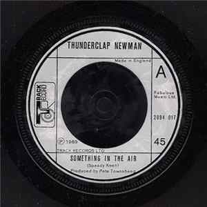 Thunderclap Newman / The Crazy World Of Arthur Brown - Something In The Air / Fire Album