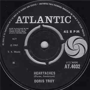 Doris Troy - Heartaches Album