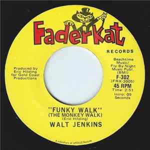 Walt Jenkins - Funky Walk (The Money Walk) Album