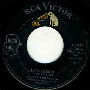 Mickey & Sylvia - Love Is The Only Thing / Love Lesson Album